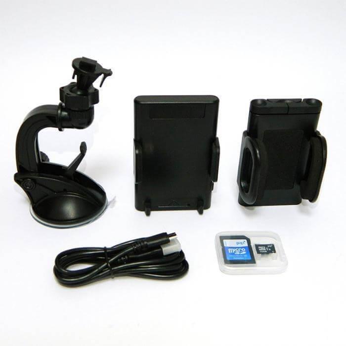 Lawmate PV-PH10 Full HD 1080P Car Mount Holder DVR