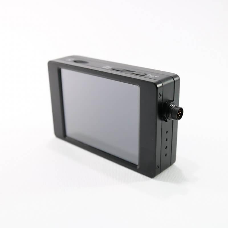 PV-500Neo Pro Wi-Fi DVR with reinforced locking plug
