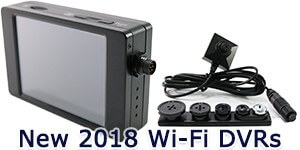 New Wi-Fi DVRs on Stock!