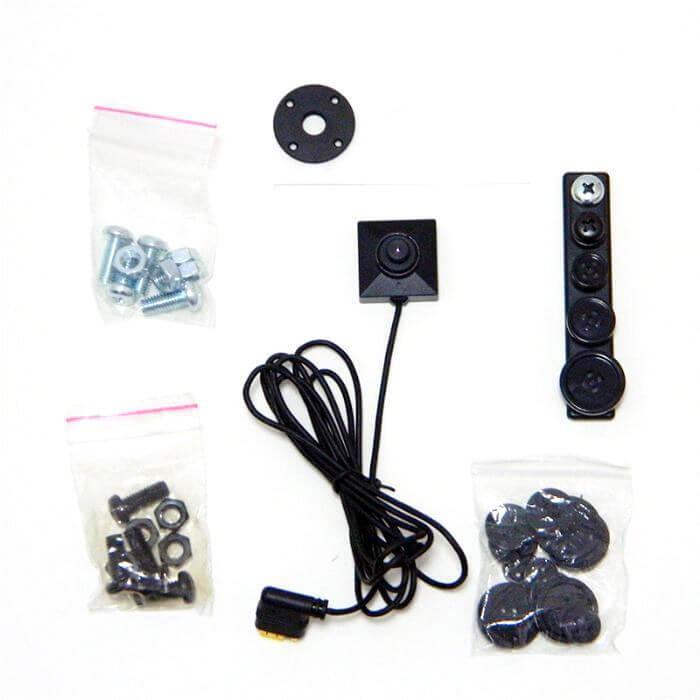 Lawmate BU-18HD Button