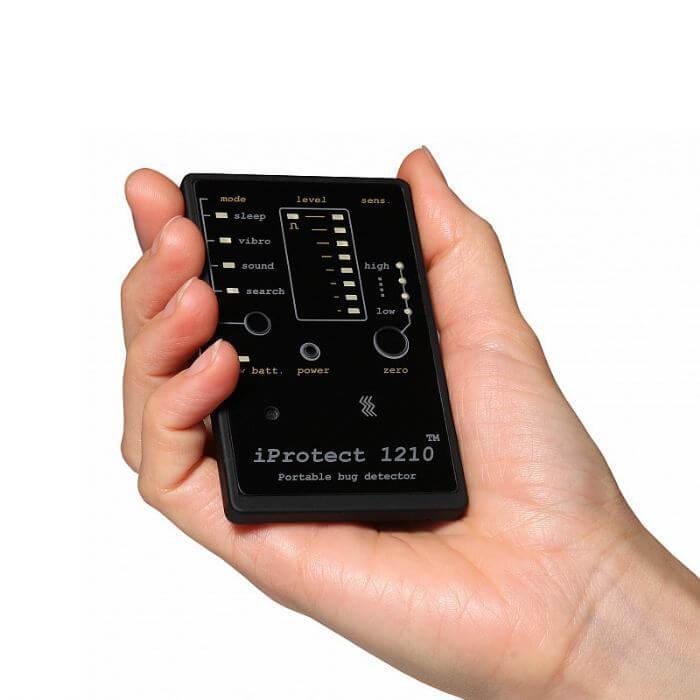 iProtect 1210 Bug Detector