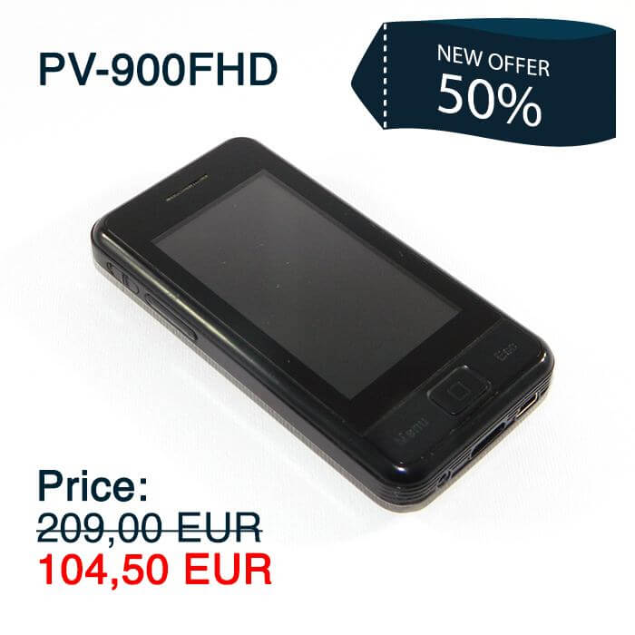 PV-900FHD Used Smartphone DVR