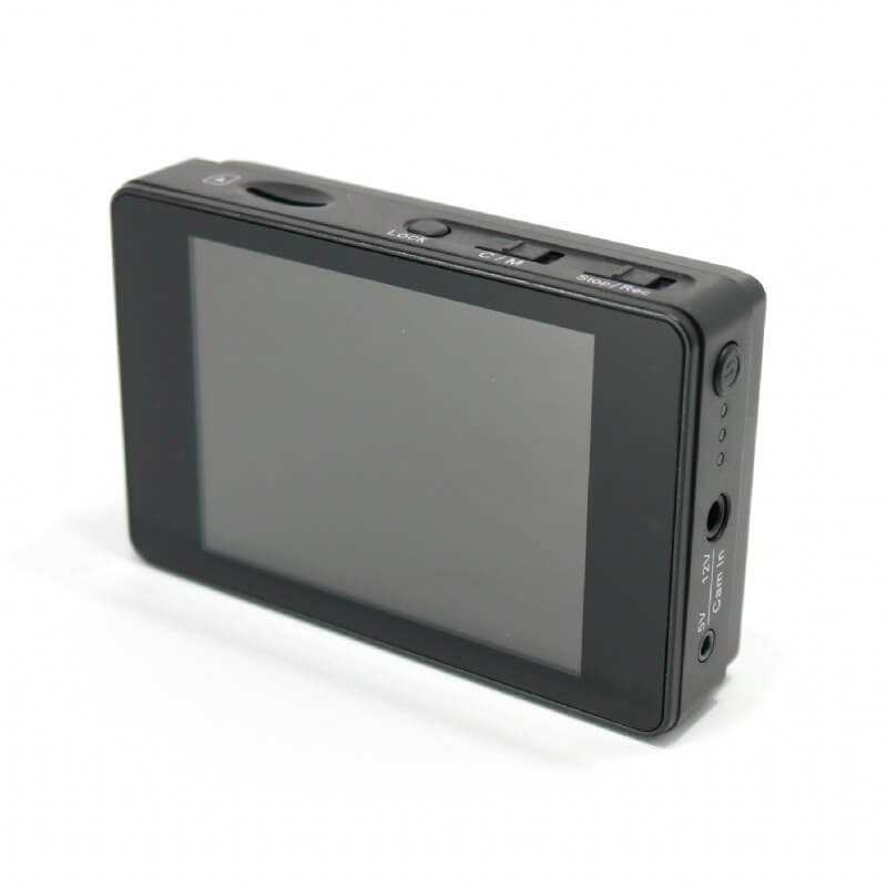 LawMate PV-500 ECO2 3inch Touchscreen Analog DVR