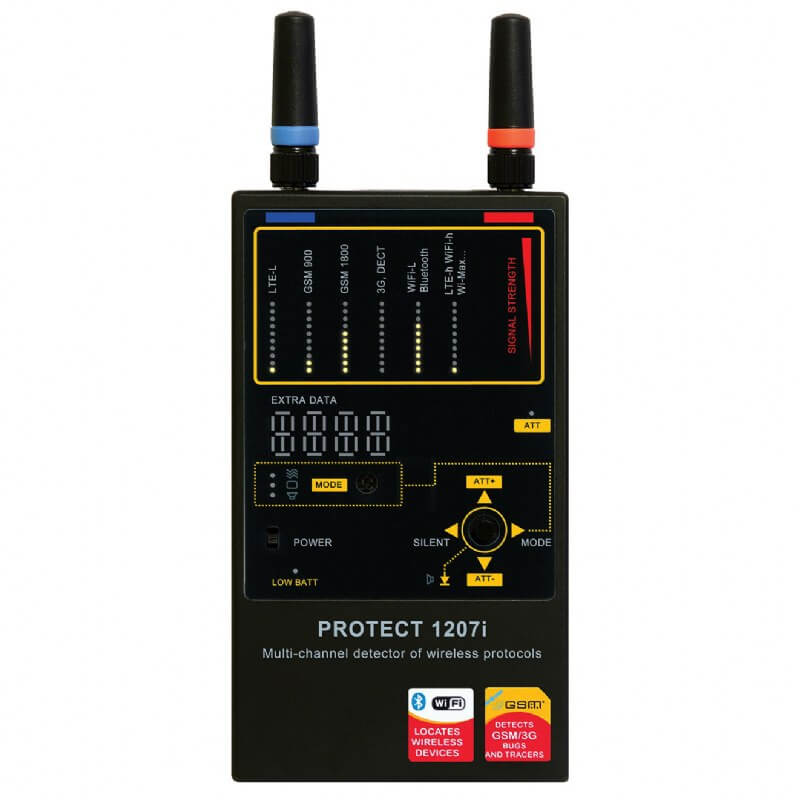 Protect 1207i Multi-Channel Detector