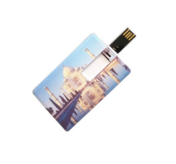 Voice Recorder Colibri-SD in casing of an USB-flash drive