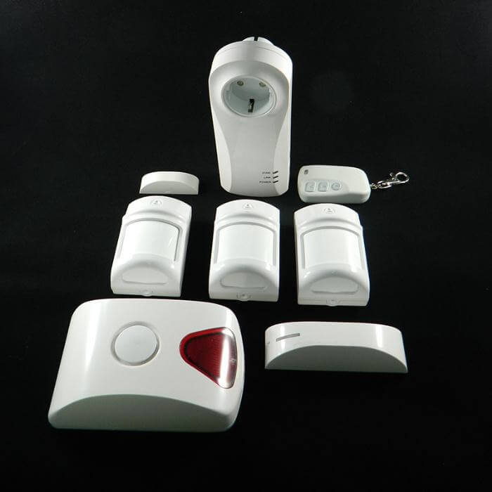 GSM Alarm Smart Power Switch