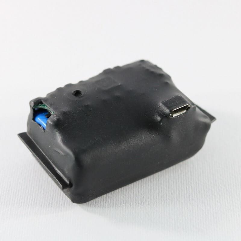 STronic URP-450 Audio Recorder mit 240 h Aufnahmezeit (Strafverfolgungsqualität)
