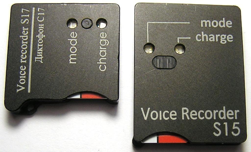 Soroka-15E Digital Voice Recorder with 83h recording time