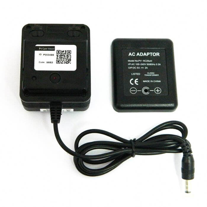 Lawmate PV-AC20uni Multinational Charger IP DVR