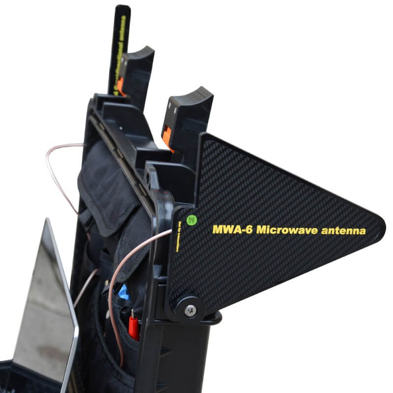 Delta X 100/4 Counter surveillance sweeping system