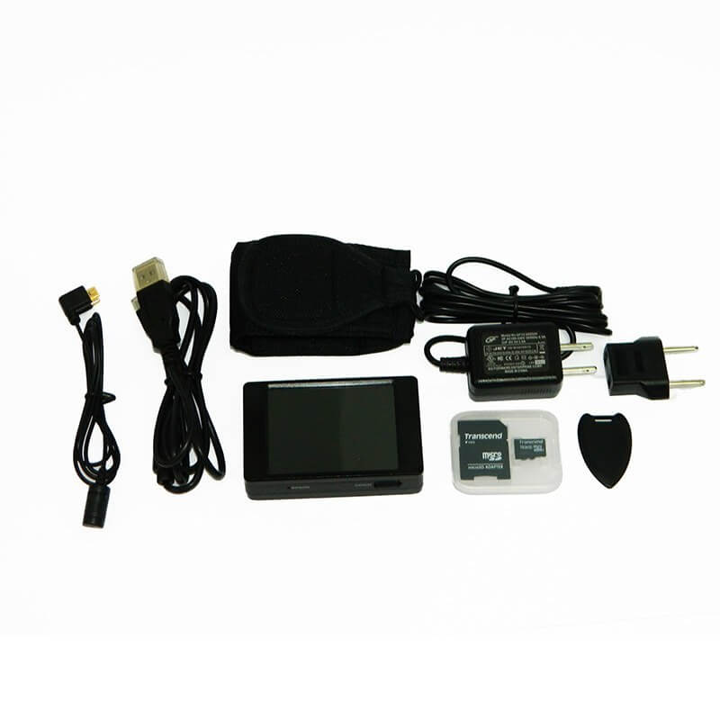 Lawmate PV-500 HDW Pro with NT-18HD Necktie Camera