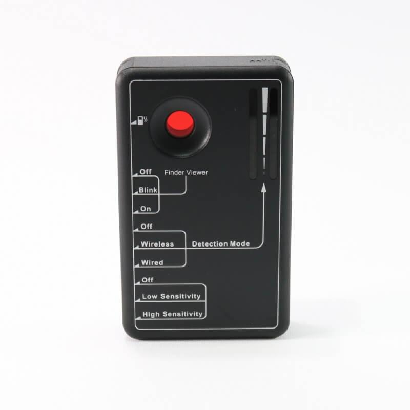 RD-30 verdrahtete und drahtloser Kamera Detektor und HF-Scanner