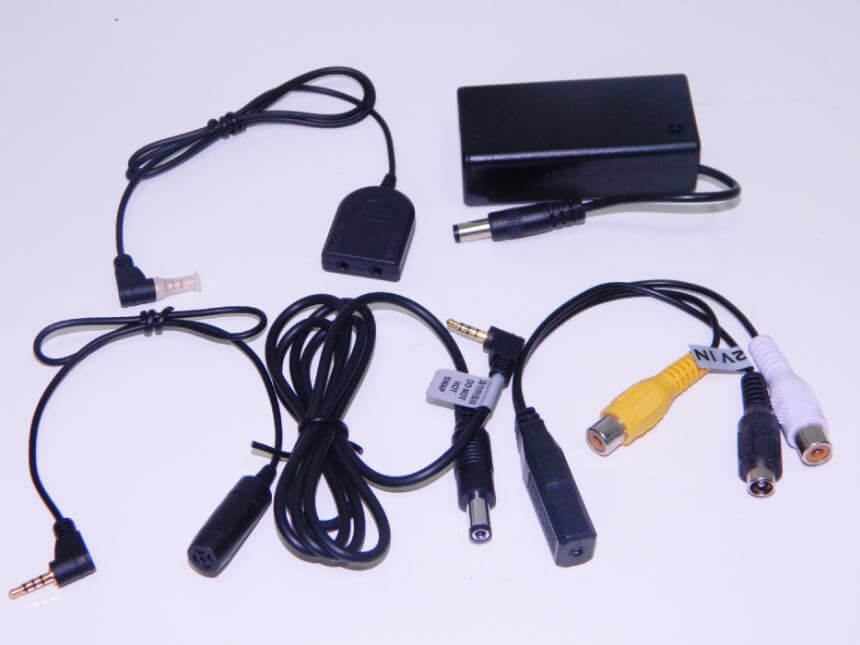 Lawmate CM-DC10 (PAL) Power Cord Camera