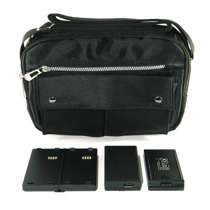 Lawmate Wi-Fi Covert Bag DVR Pack