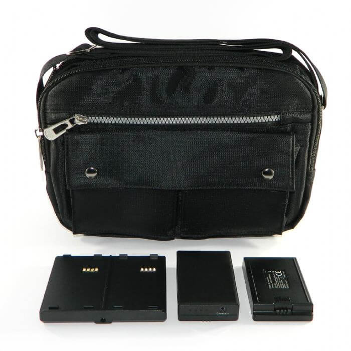 Lawmate IP Covert Bag DVR Pack
