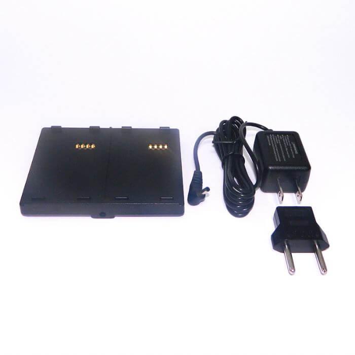 BCM-DUO1 Dual-Akku-Ladegerät