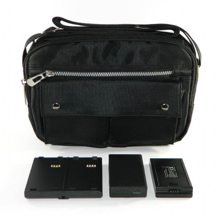 IP Verdeckter Handtasche-DVR Pack