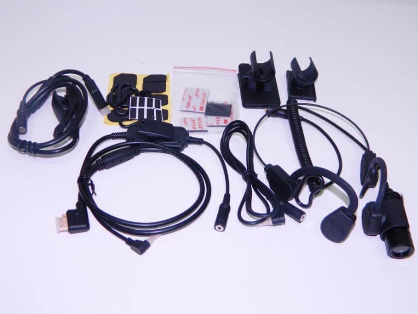 LawMate Headset ER-18 Kamera