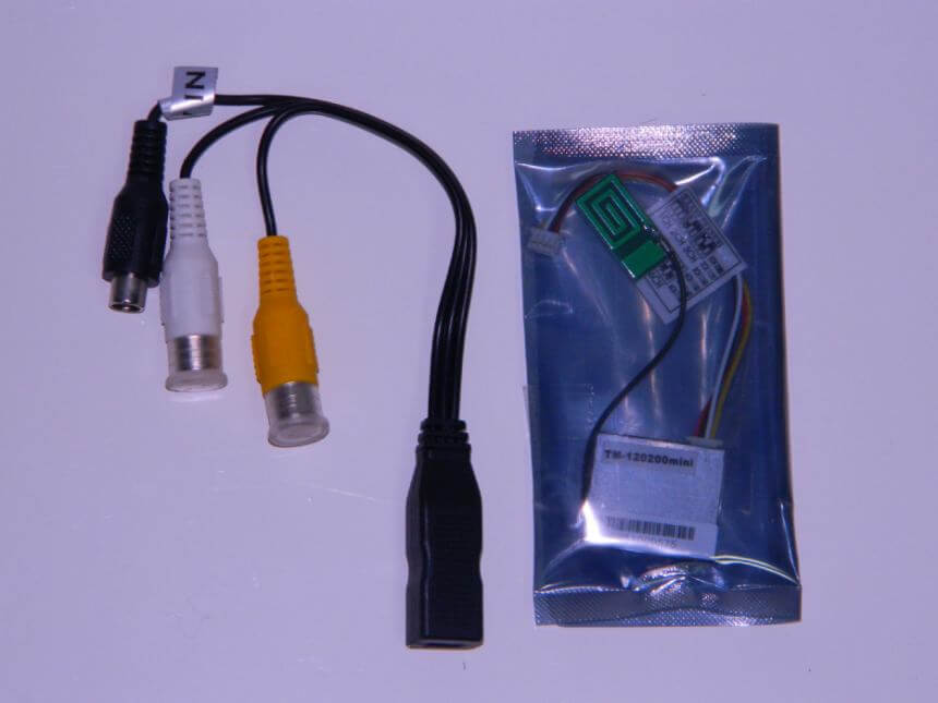 Lawmate TM-120200/240200 transmitter module