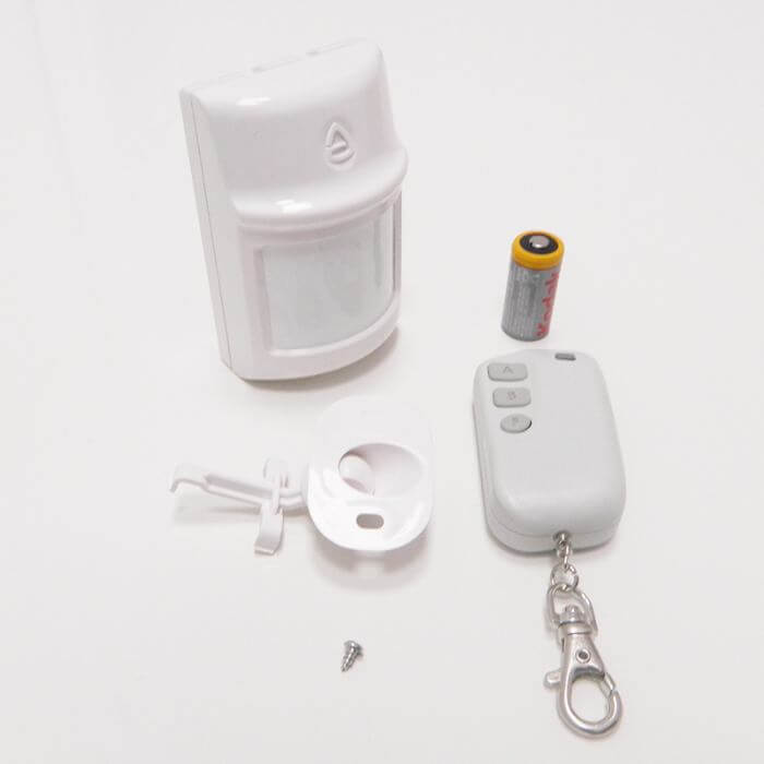 GSM Alarm - Motion Detect