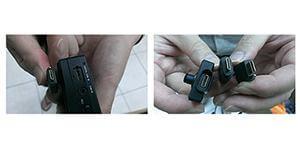 Änderung der LawMate Standard-Kabel