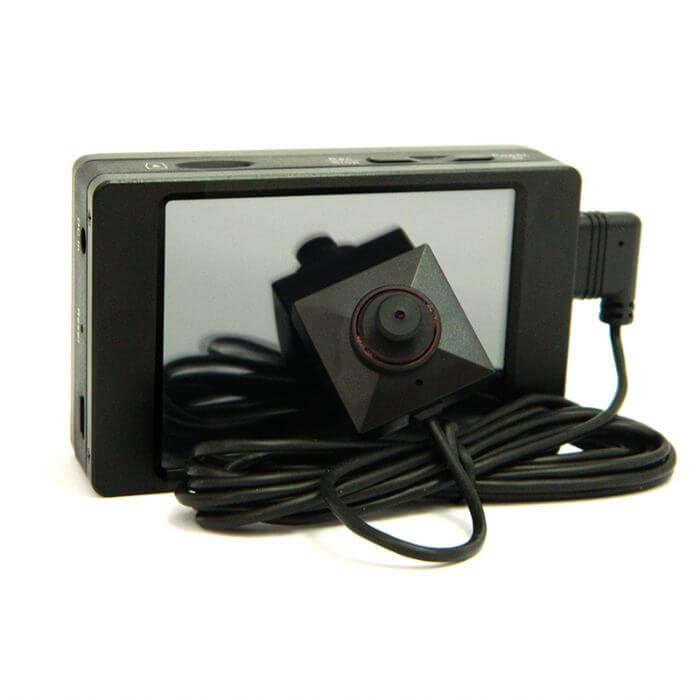 PV-500HDW Pro mit BU-18HD Button