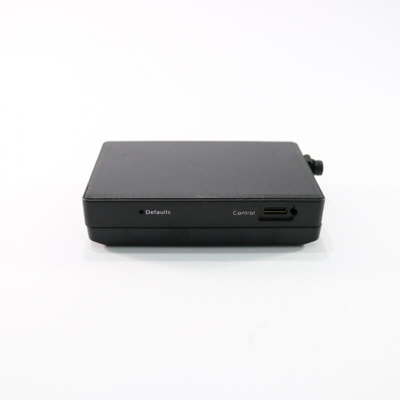 PV-500 Neo Wi-Fi DVR with reinforced locking plug