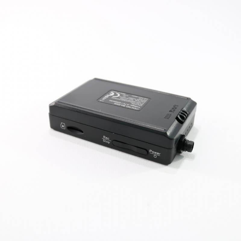 PV-500 Neo Wi-Fi DVR with reinforced locking plug
