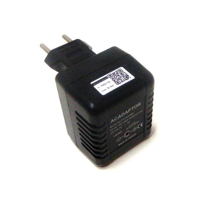 Lawmate PV-AC20HDWi AC Adapter IP DVR