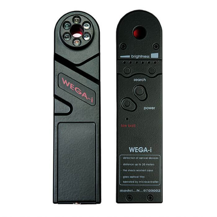 WEGA-i Detector of Hidden Video Cameras