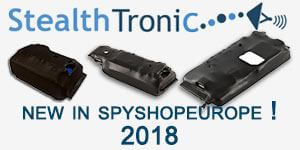 NEW! StealthTronic Products Available!