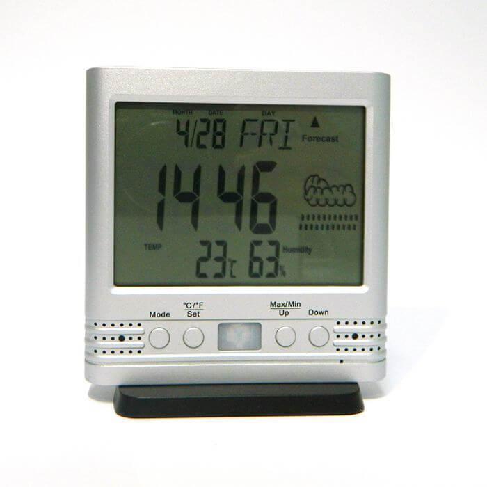 Lawmate PV-TM10FHD DVR mit Temperaturanzeige
