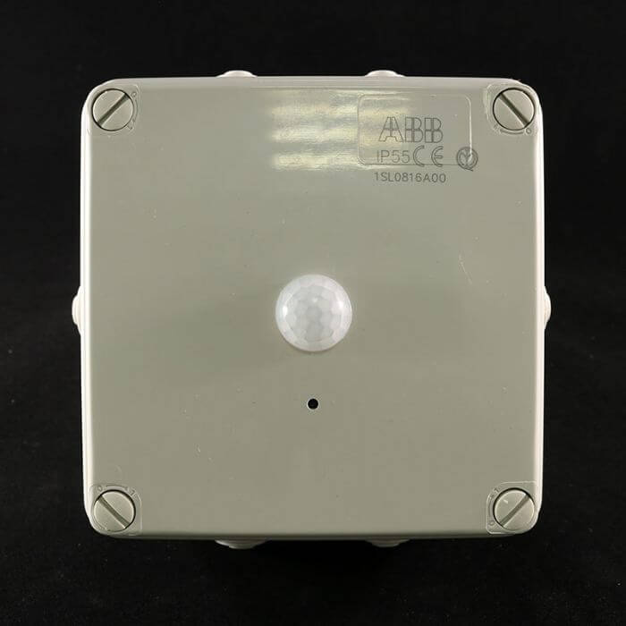 STronic UltraLife Spy Camera in Junction Box with PIR Sensor