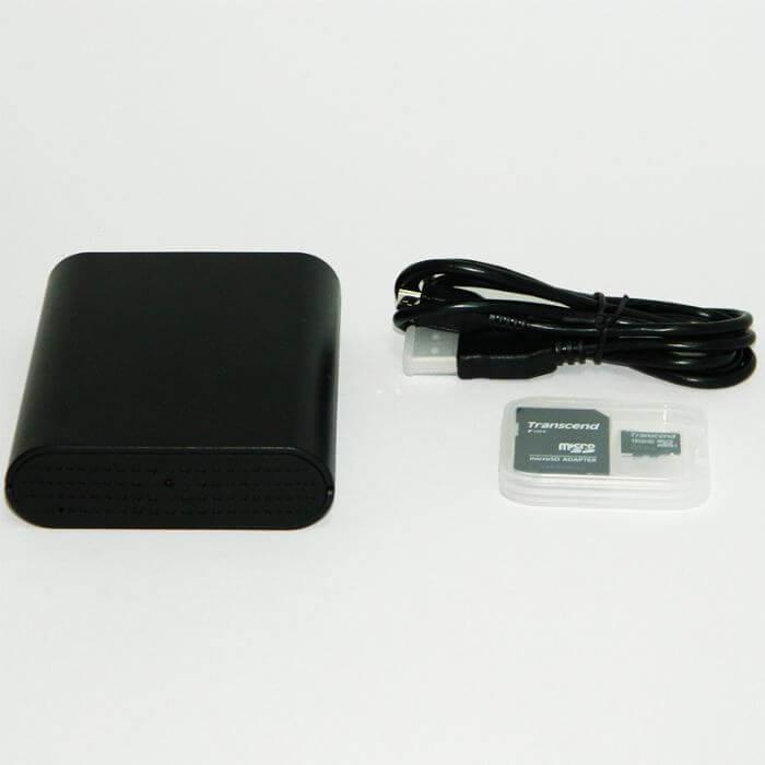 Lawmate PV-PB20i IP DVR und Ladegerät