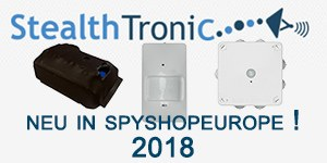 NEU! StealthTronic Produkte verfügbar!