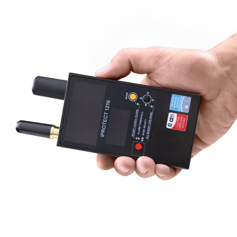 iProtect 1216 3-band RF detector