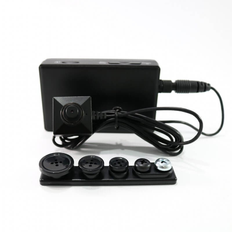 LawMate PV-500 Neo Wi-Fi DVR with BU-18Neo Button Camera